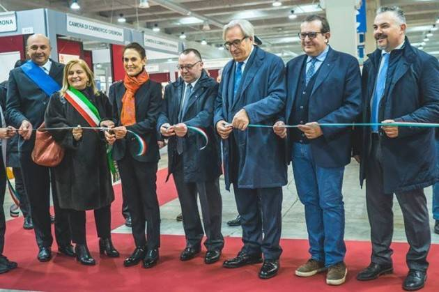 Stamane, sabato 11, inaugurato a Cremona Fiere il Bontà 2017