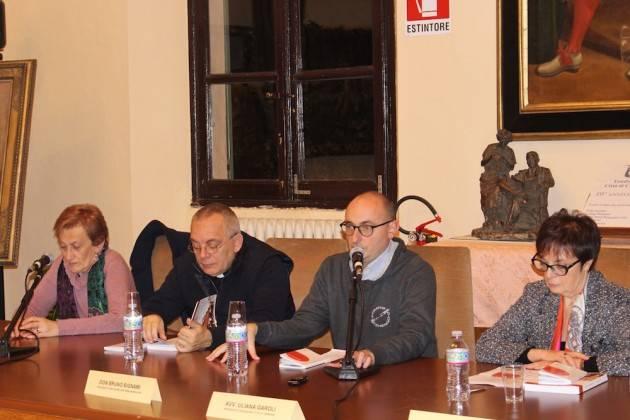 Cremona  Mazzolari - la carità è sempre un po' eccessiva  L'incontro in Fondazione con il curatore