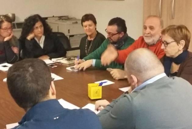 Collegamenti stradali, ponti, ferrovia, valorizzazione del PO. Incontro  federazioni PD di Cremona e Mantova
