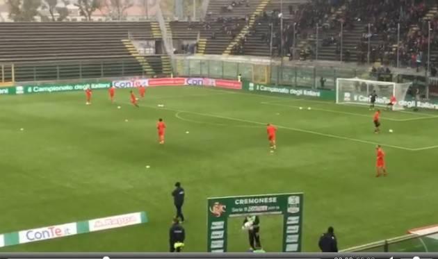 Il Palermo batte la Cremonese 2-1 Il ruolo dell'arbitro di Giorgio Barbieri