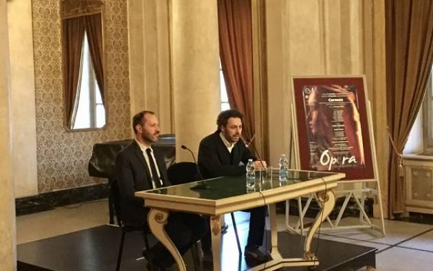 Si è svolto ieri nel ridotto del Teatro Ponchielli il terzo appuntamento di aperitivo con l'opera.