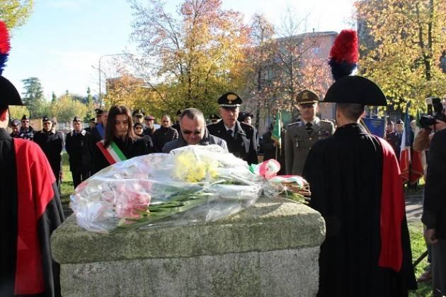 Cremona Omaggio a chi ha perso la vita missioni internazionali Pizzetti presente per il Governo