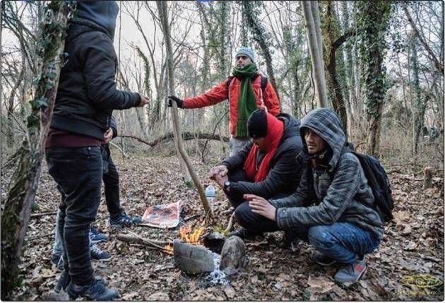 Pianeta Migranti. A Gorizia i rifugiati espulsi dai Paesi europei