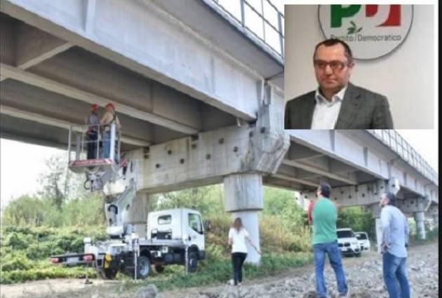Ponte di Casalmaggiore. Il Senato approva Il decreto del Governo.  Luciano Pizzetti (Pd) : soluzione più vicina