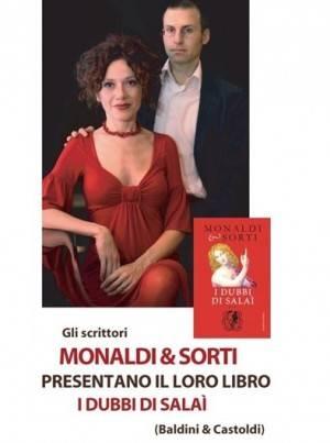 L'ECO Crema  Monaldi&Sorti presentano lunedì 20 il libro ' I dubbi di Salaì'
