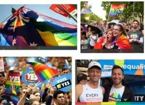 Amnesty L'AUSTRALIA DICE SÌ AL MATRIMONIO EGUALITARIO, 23 GIORNI PER FARE LA LEGGE