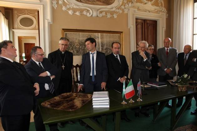 A Cremona  L'ex convento di S. Monica sarà nuovo campus della Cattolica Ristrutturazione donata  da Arvedi