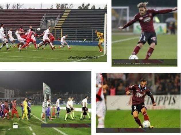 Salernitana- Cremonese (1-1) Un altro passo avanti, va bene così. Di Giorgio Barbieri