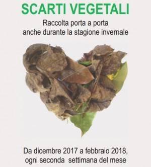 Cremona La raccolta del verde diventa mensile durante la stagione invernale