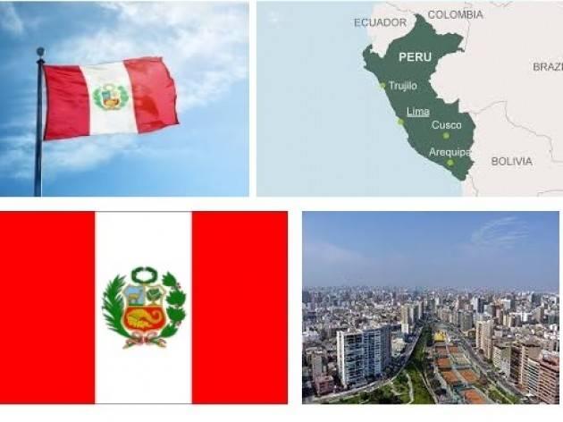 PADOAN RASSICURA PORTA (PD): IL PERU' SARA' INCLUSO NELLA WHITE LIST