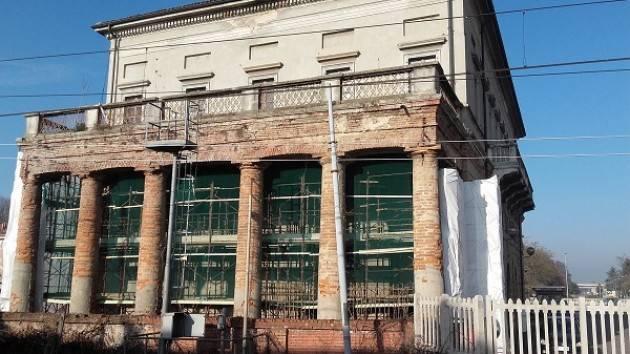 Cremona Palazzo Duemiglia, ripristinato il decoro nell'area circostante