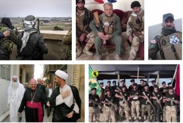 ASIA/IRAQ - Congresso USA approva  progetto di legge che autorizza anche aiuti per 'milizie cristiane' in Medio Oriente