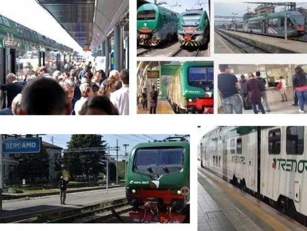Fnm: pendolari lombardi a terra ma nuovi investimenti in Veneto di Dario Balotta