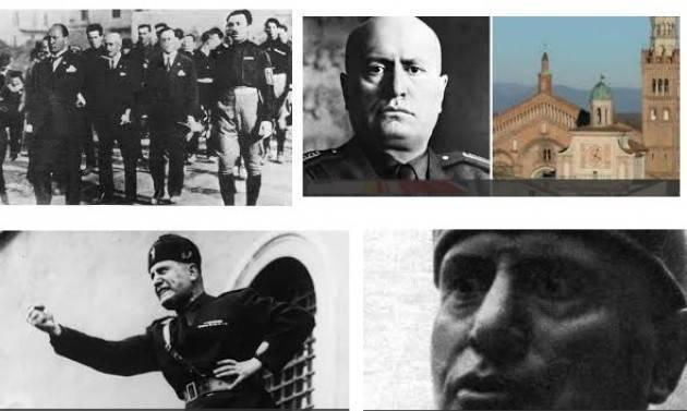 Cittadinanza onoraria a Mussolini . Tutti i comuni furono obbligati di Giuseppe Azzoni (Cremona)