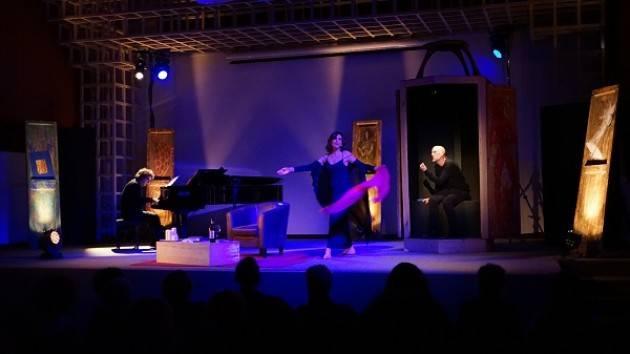 Al Filo di Cremona 'Guardiana' con Francesca Merloni, Gianmarco Tognazzi e Remo Anzovino