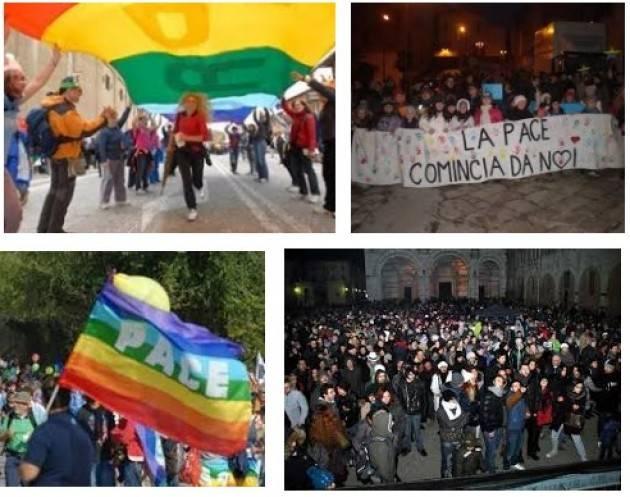La  50 ^ marcia della Pace 2017  del 31  dicembre si terrà a Bergamo