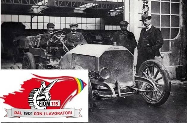 AccaddeOggi  3 dicembre 1906- Il sindacato FIOM e la fabbrica di automobili Itala di Torino firmano il primo contratto collettivo  di lavoro