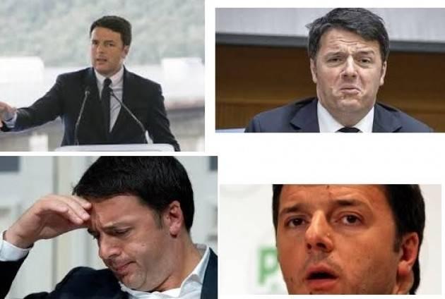 AccaddeOggi  4  dicembre 2016 - In Italia  Matteo Renzi perde  il terzo referendum costituzionale della storia repubblicana