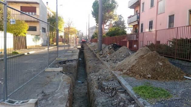 Pizzighettone, Padania Acque S.p.A.: intervento alla rete idrica in via Martiri della Libertà