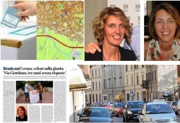 Cremona  Strada SUD e Via Giordano. La Giunta non ha progetti. Meglio il Referendum  di Maria Vittoria Ceraso