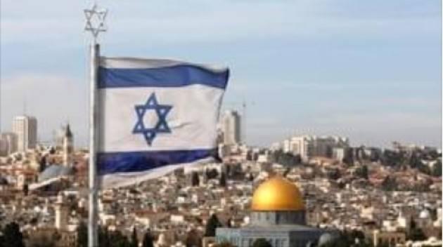 Donald Trump riconosce Gerusalemme capitale d'Israele. Un fatto gravissimo  di Marco Pezzoni (Cremona)