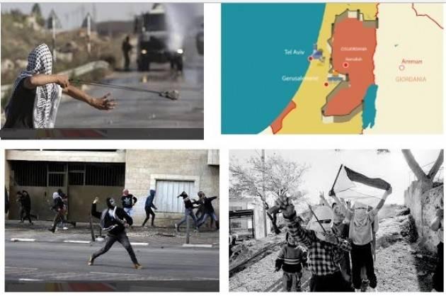 AccaddeOggi 9 dicembre  1987 – Inizia la prima intifada nella Striscia di Gaza e in Cisgiordania
