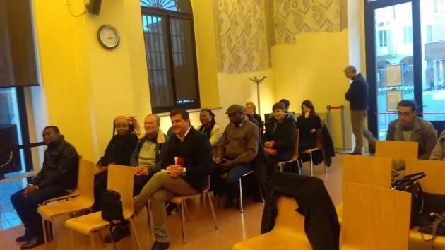 Cremona  Presentati i candidati per la Consulta degli Immigrati Si vota il 17/12 di  Raffaella Ciaceri