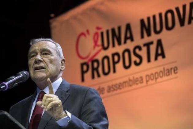 Franco Bordo (Democratici e Progressisti): 'Liberi e Uguali, bello e importante il nuovo simbolo'