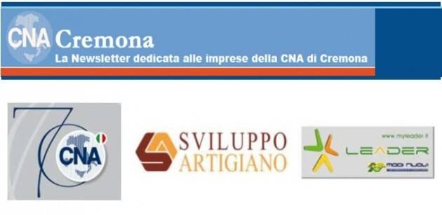 CNA  BANCA E IMPRESA: 'La Gestione strategica del Credito' Evento del 14/12