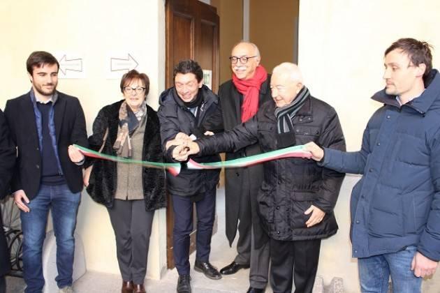 Cremona Palazzo Fodri: inaugurati gli spazi per l'Università di Pavia