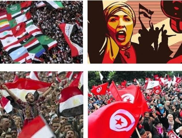 AccaddeOggi  17 dicembre 2010 – Tunisia: Mohamed Bouazizi, si da  fuoco. Inizia la 'primavera araba'
