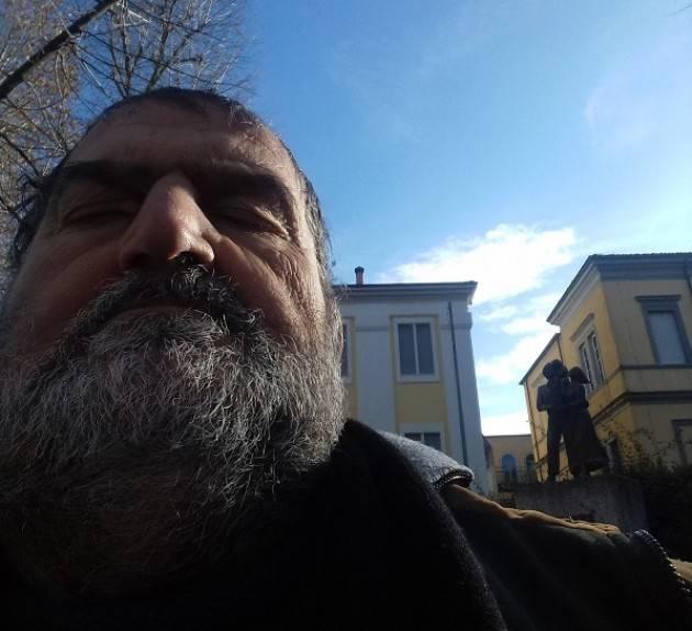Fiorenzuala  Oggi la manifestazione silenziosa del sociologo Paolo Mario Buttiglieri contro la pedofilia