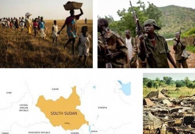 Amnesty SUD SUDAN SOLLECITA INIZIATIVA GLOBALE PER PORRE FINE ALLE VIOLAZIONI DEI DIRITTI UMANI