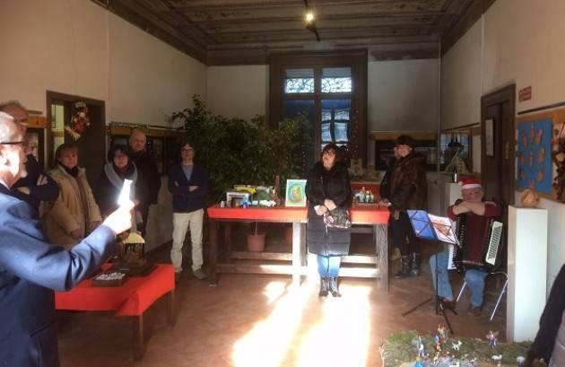 Cremona 30 piccoli presepi al Museo della Civiltà Contadina