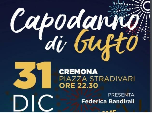Cremona  Capodanno di Gusto al ritmo di rock per festeggiare l'arrivo del 2018