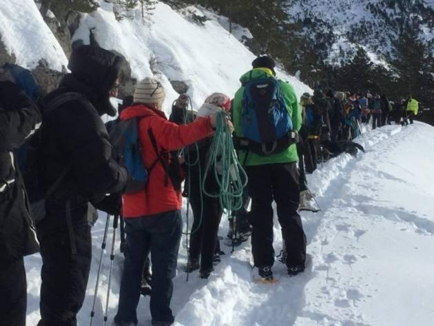 Pianeta Migranti. Anche a Natale la fuga sui sentieri della Val Susa.