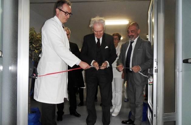 ASST Ospedale di Cremona INAUGURATI I NUOVI AMBULATORI DI CARDIOLOGIA