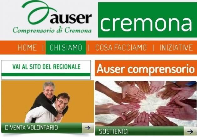 Pianeta Anziani Volontariato Auser Provinciale di Cremona si presenta