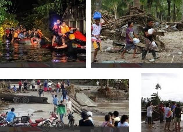 Aise Filippine. Unicef pronto a sostenere le popolazioni colpite dalla tempesta tropicale