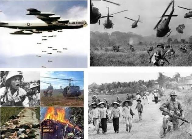 AccaddeOggi 30 dicembre  1972 – Guerra Vietnam: gli Stati Uniti interrompono i pesanti bombardamenti sul Nord