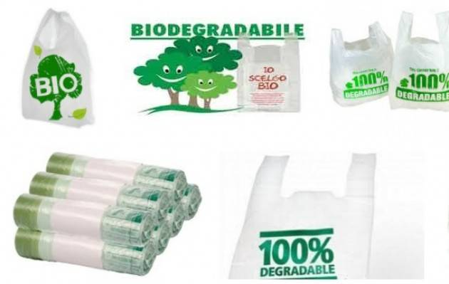 Federconsumatori  Ambiente: dal 1 gennaio i sacchetti per frutta e verdura diventano a pagamento.