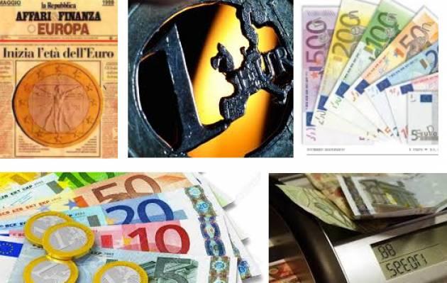 AccaddeOggi 1 gennaio 2002-L'Euro diventa moneta corrente in 12 paesi dell'Unione europea (tra cui l'Italia)
