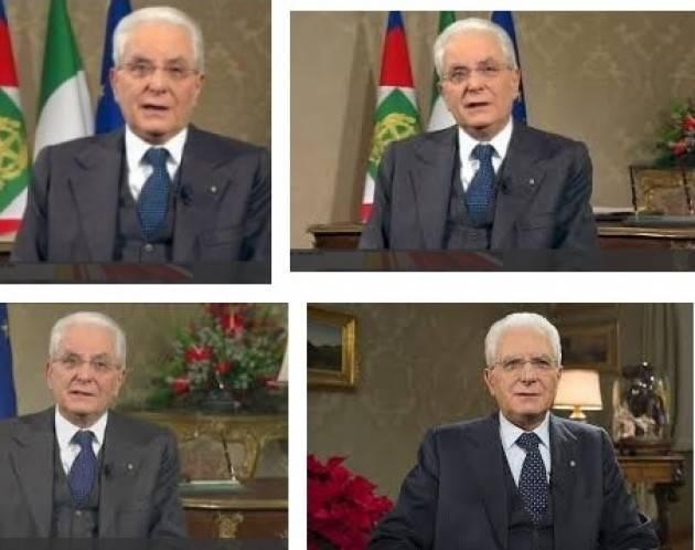 Viva Mattarella Viva la Repubblica . Importante l'appello al voto dei ragazzi del ' 99 di Gian Carlo Storti