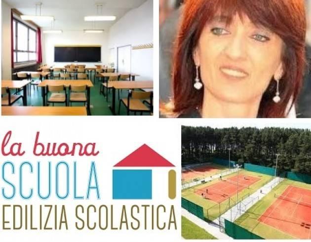 Cinzia Fontana (Pd) Contributi per edilizia scolastica ed impianti sportivi, domande entro il 20 gennaio