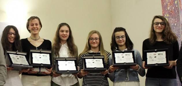 FATF Crema Concorso di scrittura dei finalisti dell'VIII edizione del Concorso di scrittura