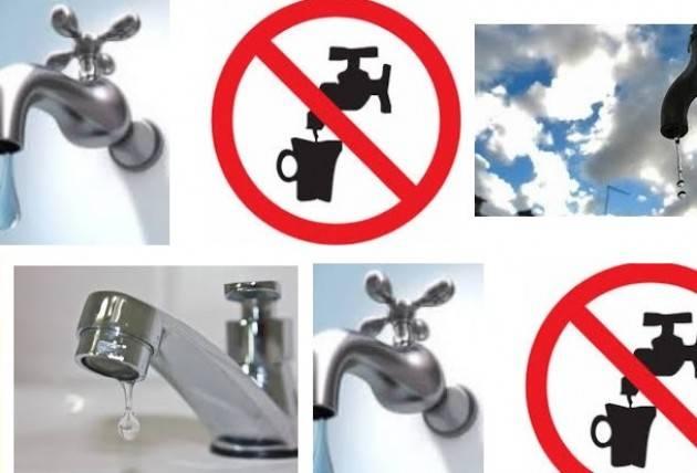 Temporanea sospensione del servizio idrico in via Aselli (civico 1-26) nel comune di Cremona
