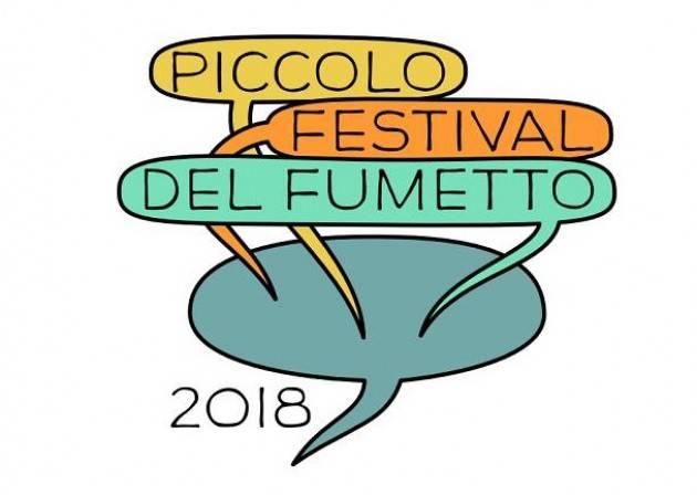 Arci Cremona PICCOLO FESTIVAL DEL FUMETTO 2018 nei giorni di Sabato 20 e domenica 21