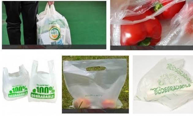 Sacchetti biodegradibili MDC gli hot spot della disinformazione