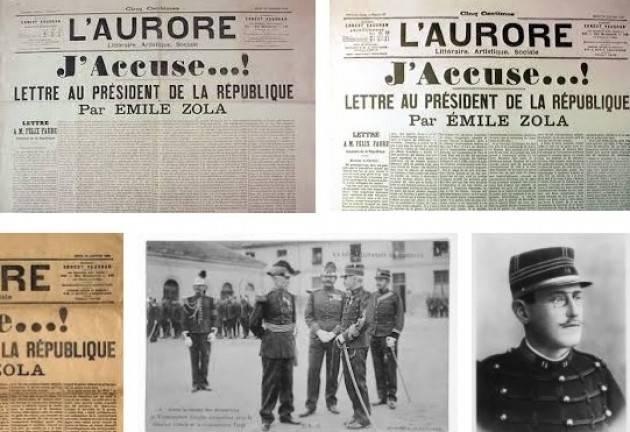 AccaddeOggi 5 gennaio 1895 – Affare Dreyfus: l'ufficiale francese ingiustamente  condannato all'ergastolo