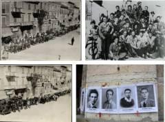 I ricordo del partigiano Naples Ferraresi  e la Primula rossa di Giuseppe Azzoni (Anpi Cremona)